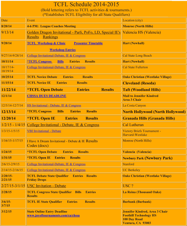 TCFL Schedule 2014_15-1