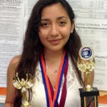 Team Captain: With her dad as the team coach in her freshman and sophomore years, Hilda Velásquez-Galvez competed in just about every tournament on the schedule. Through additional competitions in her junior and senior years, and as an assistant to her dad's academy, Hilda is, and will probably always be the point's leader at El Camino Real. More importantly, with great successes she has had so far in her junior year, the team will likely see Hilda representing the school in the state and national championships in 2015 and 2016!